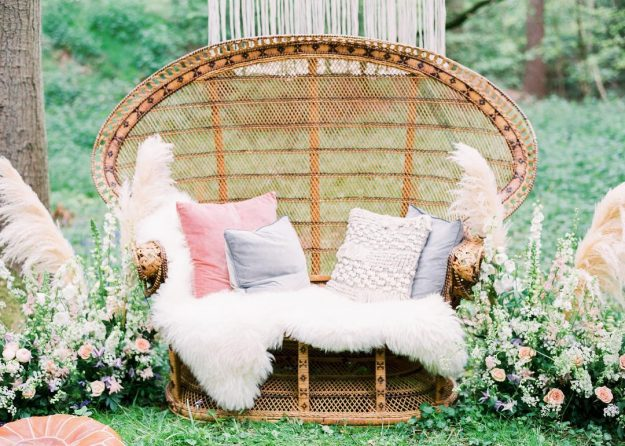 Glamping Outdoor Decor