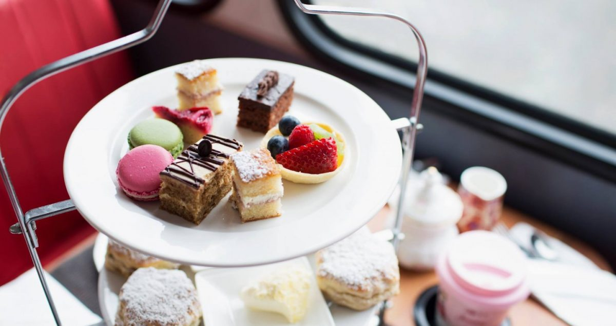 Hen party afternoon tea