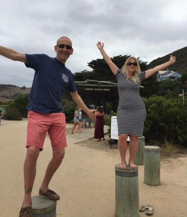 About Katrina and Steve from Beautiful Bells camping on the Great Ocean Road, Australia. Find out about how our bell tent hire and glamping business in Hampshire came to be.