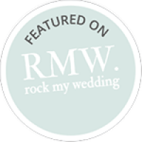 Featured on Rock my Wedding badge - Beautiful Bells have been featured in this national blog for an outdoor wedding at The Secret Barn West Sussex.